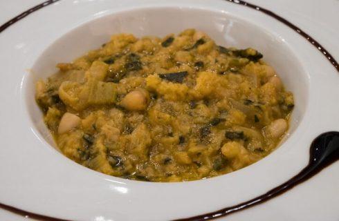 La ricetta del tipico minestrone triestino