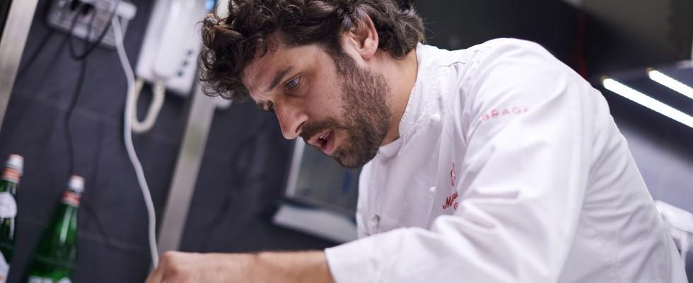 Chef stranieri in Italia: Matias Perdomo