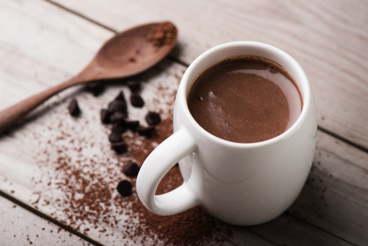 Cioccolata calda con cacao, la ricetta golosa