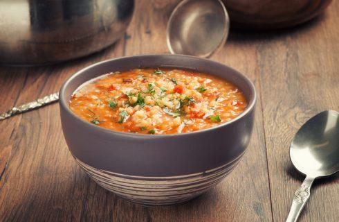 Ciorba turca, la ricetta originale