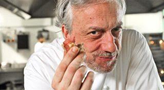 Davide Scabin cucina per la Juventus