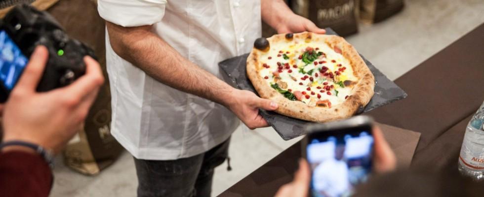 Milano: a Elementi premiamo il miglior pizzaiolo
