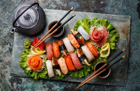 Elements Sushi, Roma
