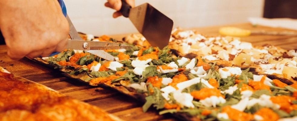 Pizza Romana Day: le pizzerie al taglio
