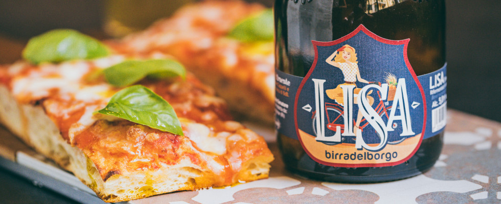 Pizza e birra: un binomio inscindibile