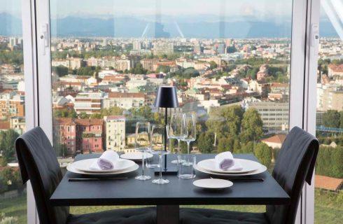 La nuova terrazza di Milano: apre Mi View