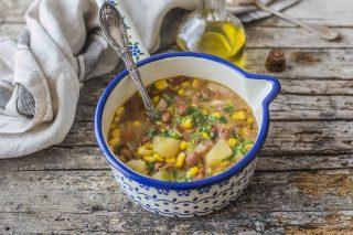 Minestra di bobici: sostanziosa zuppa friulana