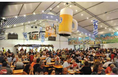Come celebrare l'Oktoberfest anche in Italia
