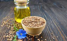 Olio di semi di lino: come usarlo in cucina