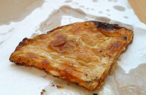 La ricetta della pizza parigina con pasta sfoglia