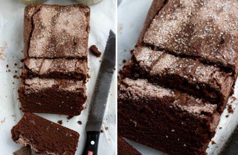 Plumcake al cioccolato, la ricetta facile