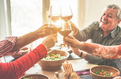 Pranzo con i nonni, le ricette da gustare insieme a loro