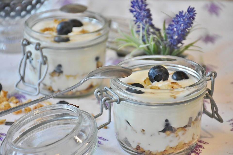 Ricette con lo yogurt greco