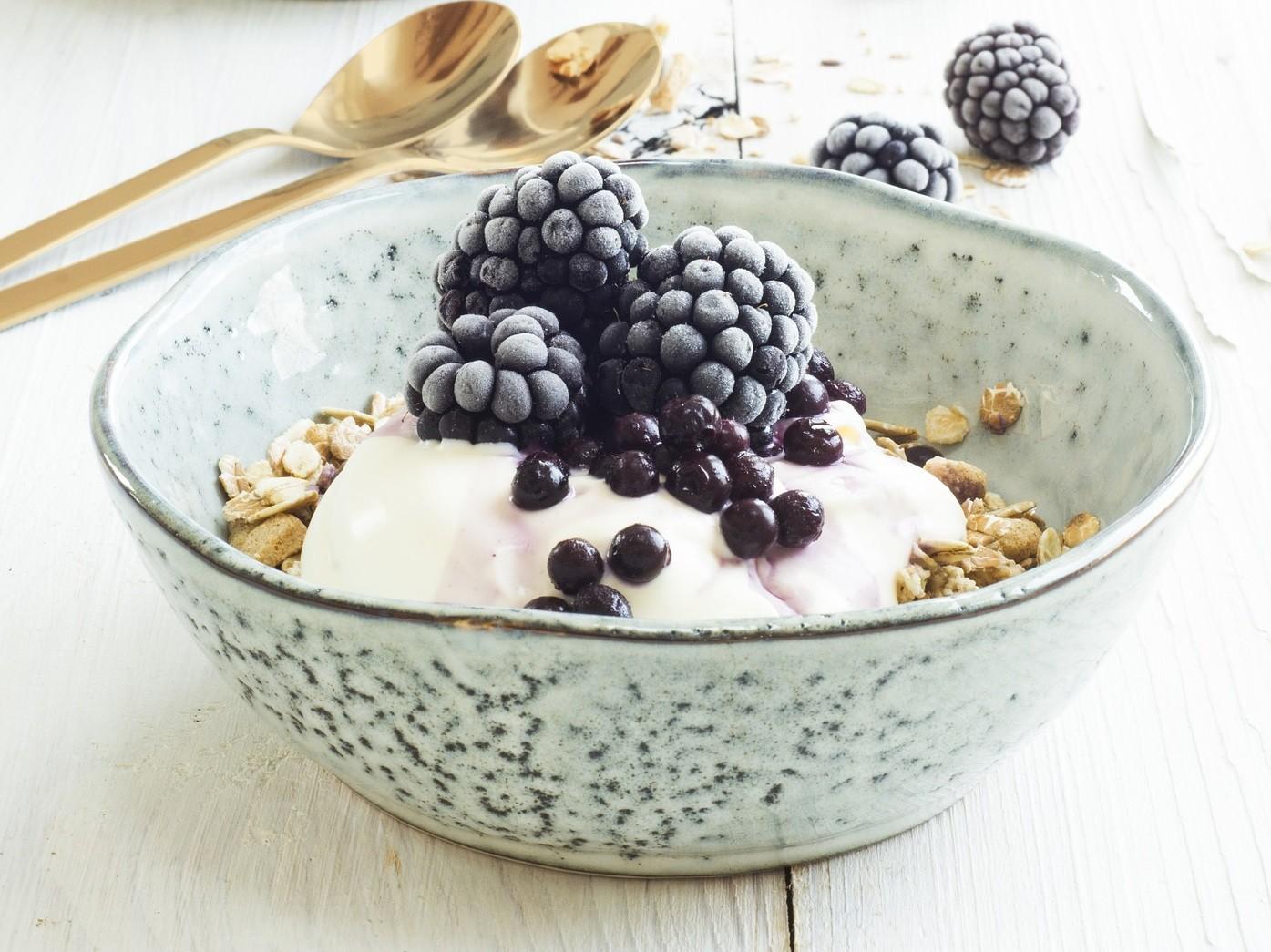10 ricette con lo yogurt greco per la colazione
