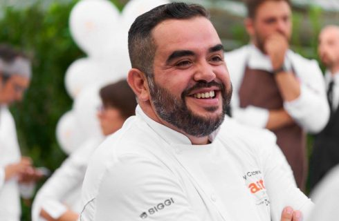 Chef stranieri in Italia: Roy Caceres