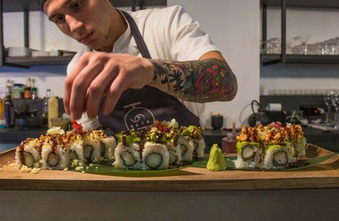 Seta Sushi Lab, Bologna