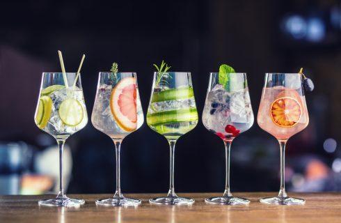 I migliori Gin & Tonic da preparare a casa per il Gin Day