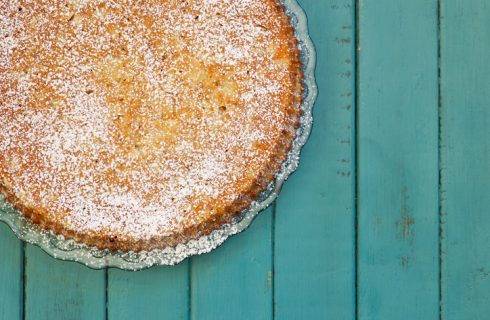 Torta limoncina, la ricetta della nonna