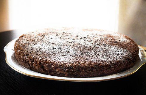 Come fare la torta paesana vegana