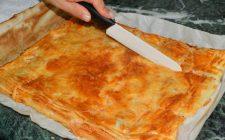 Torta salata salsiccia, pomodoro e formaggio, la ricetta di Cotto e Mangiato