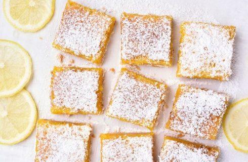 Come fare la torta tenerina al limone