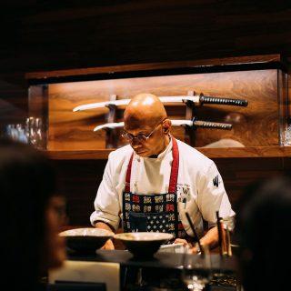 Chef stranieri in Italia: Wicky Priyan