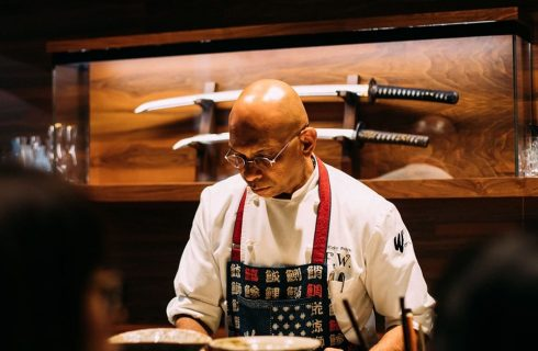 Chef stranieri in Italia: Wicky Priyan
