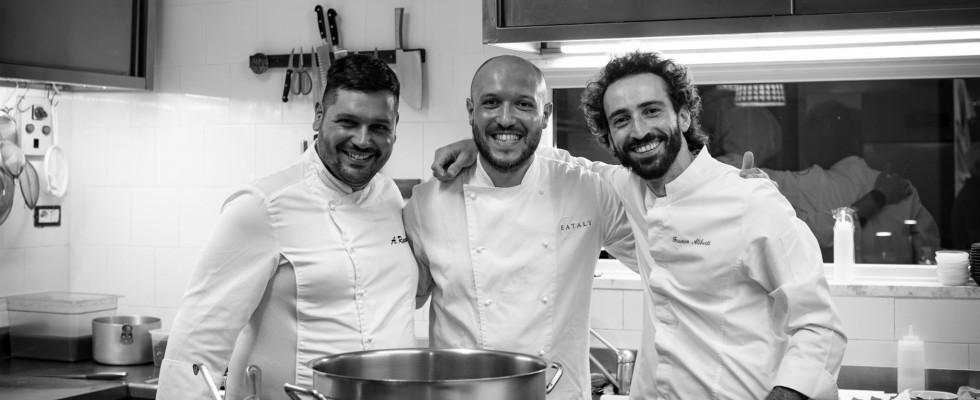 Come fare il pesto genovese secondo 3 chef