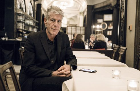 La vita di Anthony Bourdain diventa un documentario