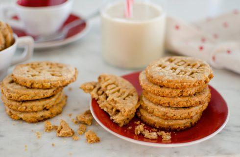 Biscotti senza zucchero: leggeri