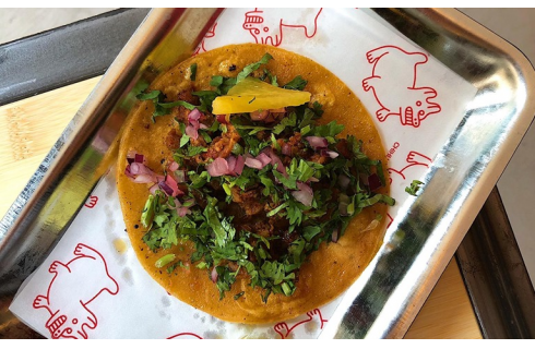 Chihuahua Tacos, Milano