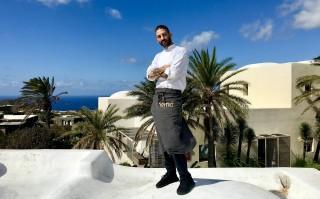 Top 3 dei piatti di Diego Battaglia al Themà di Pantelleria