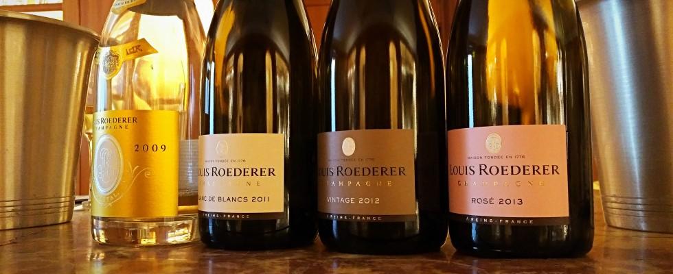 Tradizioni di famiglia: Champagne Louis Roederer