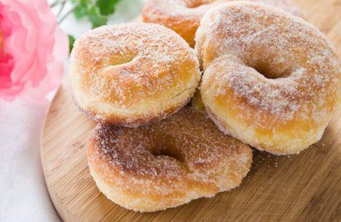 Donuts, la ricetta senza glutine