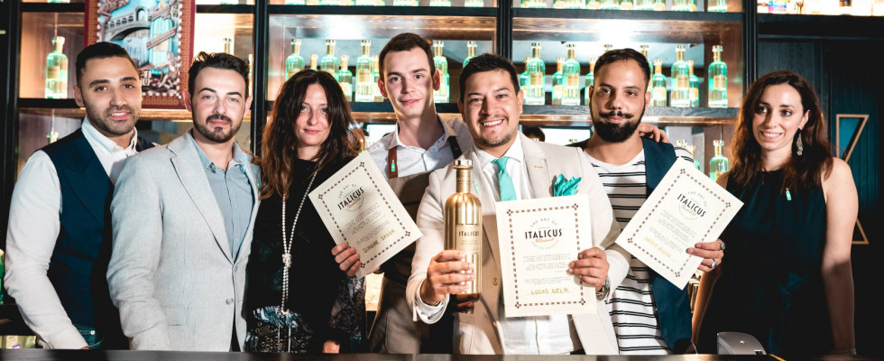 "Lucas Kelm vince Art of Italicus: ""Come ti ripenso l'aperitivo all'italiana"""