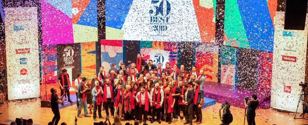 Latin America's 50 Best: vince Maido ma il Messico cresce