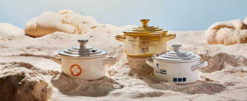 Sei un fan di Star Wars e ti piace cucinare? Abbiamo il regalo per te