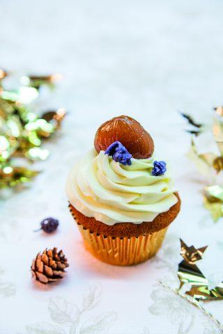 Cup cake mont blanc: ci ispiriamo alla tradizione