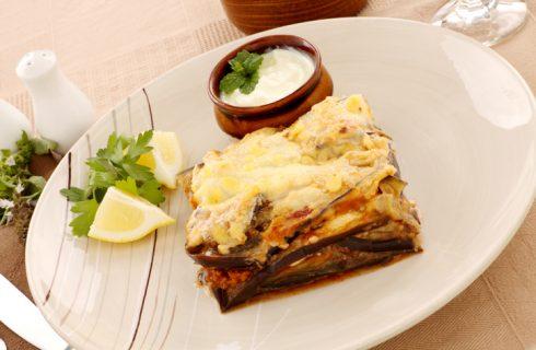 La ricetta originale della moussaka vegetariana