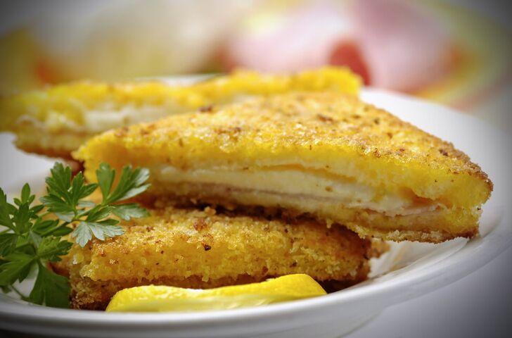 La ricetta della mozzarella in carrozza di Montersino