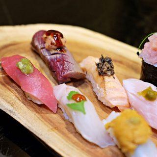 Basara Milano: il bello della sushi pasticceria