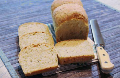 Pane alle zucchine: soffice e delicato