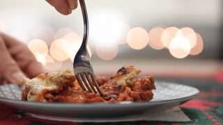 Parmigiana di cardi: piatto delle feste