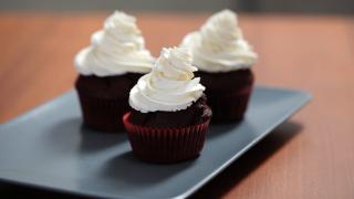 Red velvet cupcakes: dalla pasticceria americana