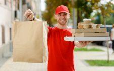 Delivery: in Italia amiamo ancora la pizza