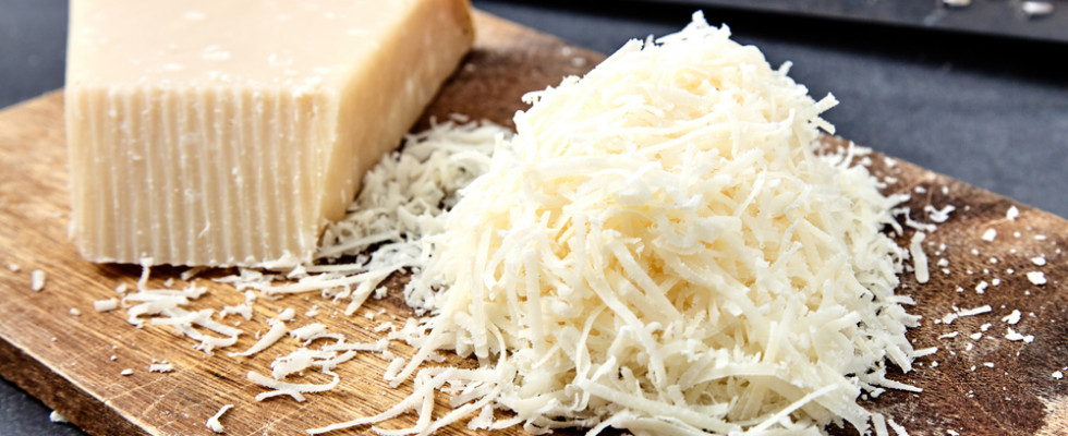 How to: conservare il formaggio grattugiato