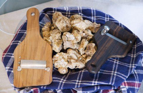 How to: pulire, conservare e usare il tartufo