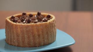 Torta nocciola e nutella: facile