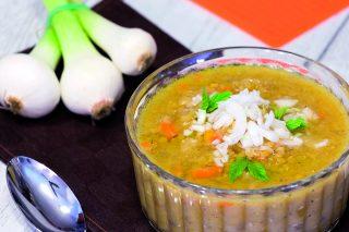 Zuppa di lenticchie rosse: per i primi freddi
