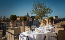 Roma: autunno in terrazza al Circus 47